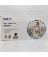 Epulse Neck & Shoulder Massager EP-002A Japanese Drum-Massage New Techno... - $93.49
