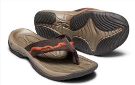 Keen Kona Flip Size US 9 M (D) EU 42 Men's Sport Sandals Flip Mulch / Es... - $43.60