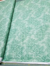 Fabric-Green Tone Floral-Fabric Traditions-Stonehill - $6.80