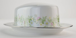 Johann Haviland China Forever Spring Pattern 1/4 Pound Covered Butter Dish Lid - $47.99