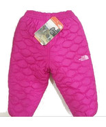 The North Face Kids Baby Pants (Infant), Luminous Pink 3-6 Months - $37.13