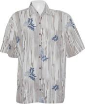 Tommy Bahama Mens Short Sleeve Button Down Hawaiian 100% Silk Shirt Medium - $59.99