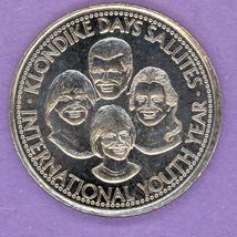1985 Edmonton Alberta Trade Token or Dollar International Youth Year PIC... - $3.00