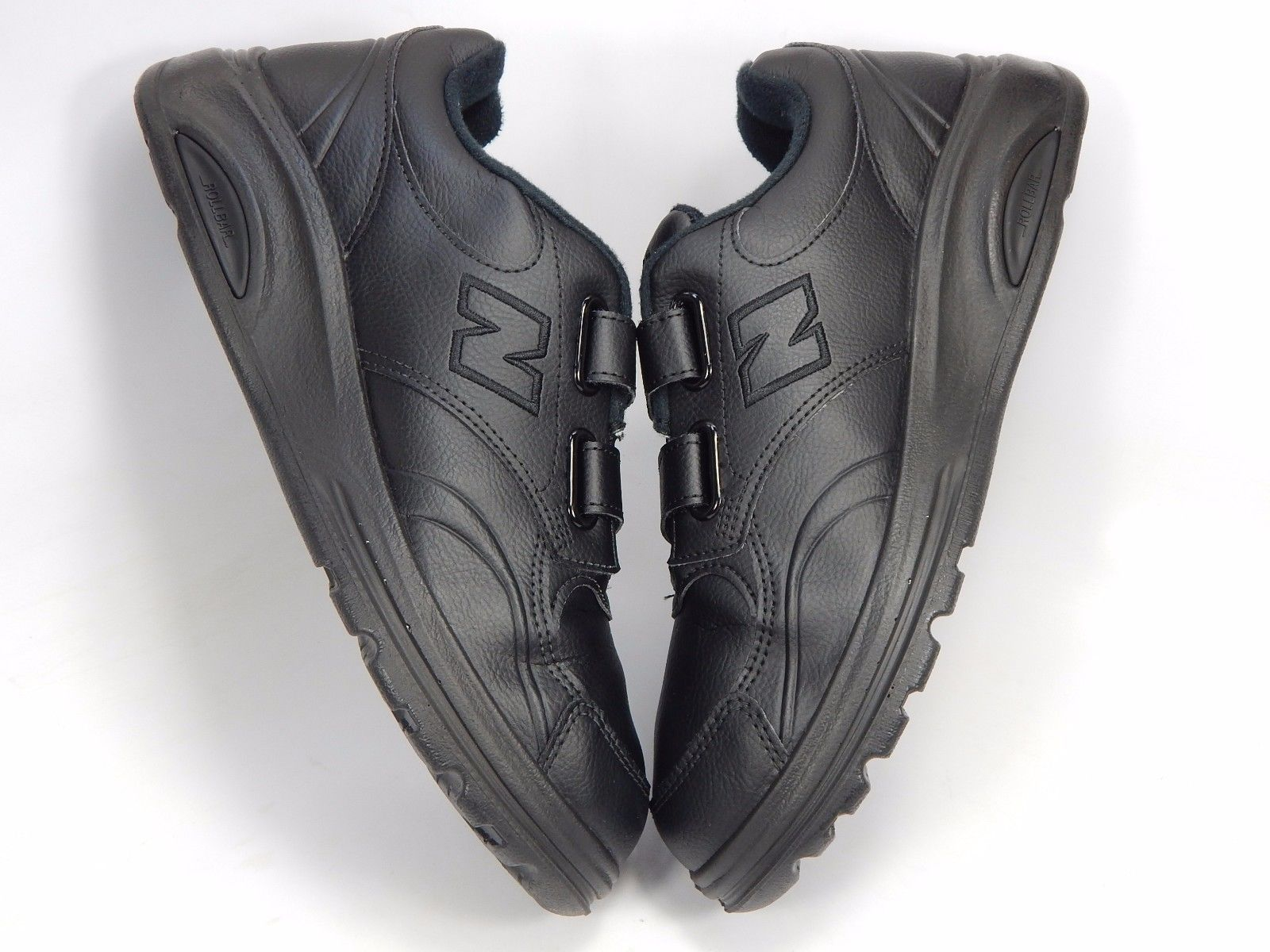New Balance 812 Men's Walking Shoes Size US 8 2E WIDE EU 41.5 Black MW813VK