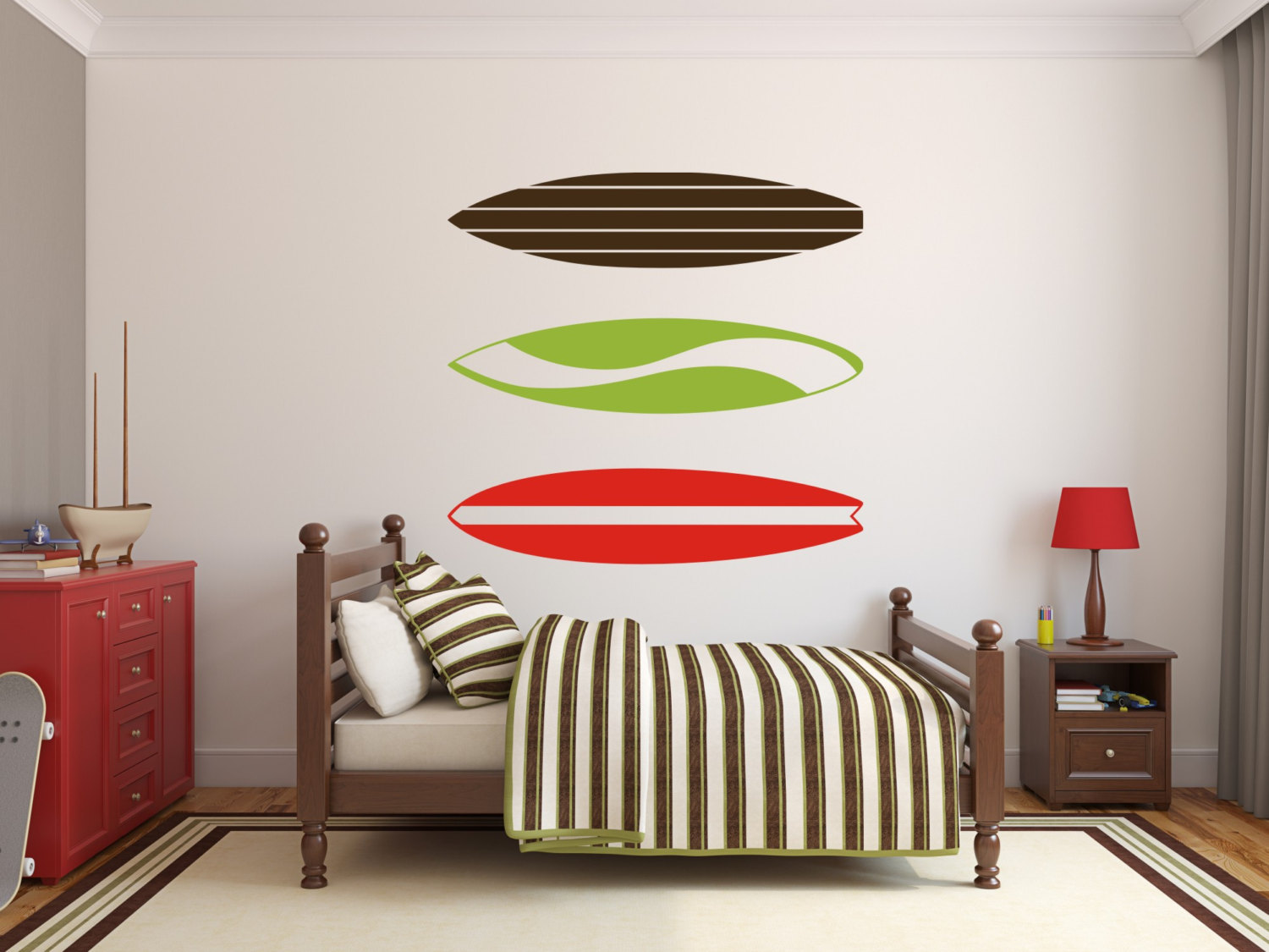 Kids Vinyl Decal Wall Art Wall Mural Graphics For Home Kids
