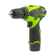 Electric Drill Screwdriver 12V Cordless Ion Rechargeable Li Tool Driver ... - $76.99
