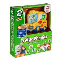 Fridge Magnetic Phonics Letter Set Leap Frog Learn Toy Kids Age 2+ Free ... - $19.94