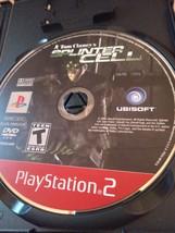 Sony PS2 Tom Clancy's Splinter Cell image 3