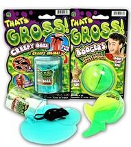 JA-RU Gross Creepy Slime Ooze & Boogers Slime Stretchy and Sticky Gross ... - €8,87 EUR