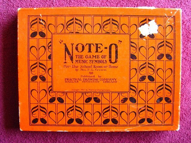 1927 Note Game
