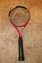 "Head Reward Titanium Tennis Racquet (4 1/2"" - 4) XTREME GRID Super Oversized - $29.65"