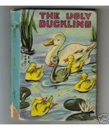 Vintage Ugly Duckling Little Color Classics Book 1939 - $18.99