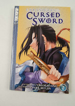 Chronicles of the Cursed Sword Vol. 2 Manga Tokyopop - $5.65