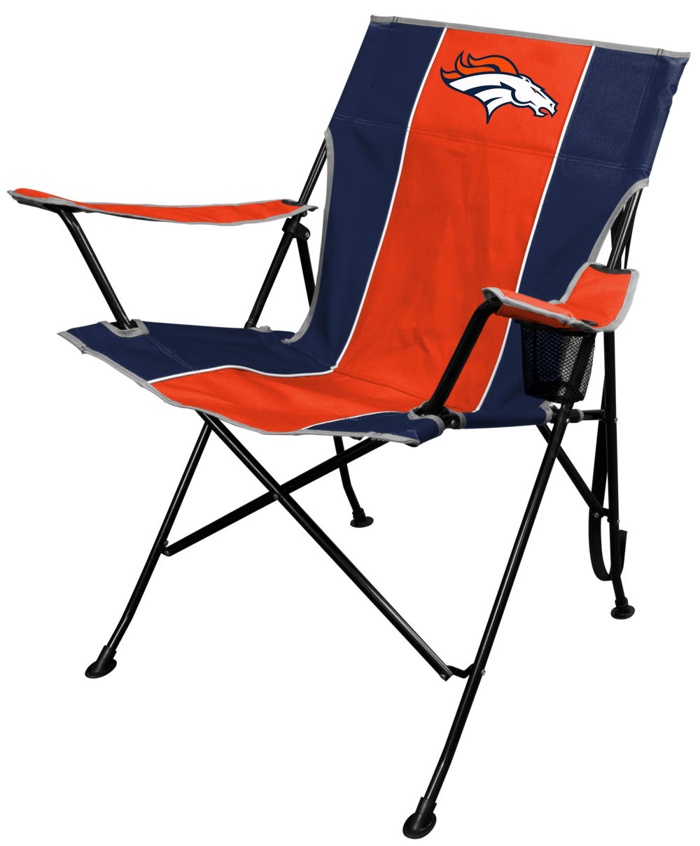 Denver Broncos Chair Tailgate**Free Shipping** - $42.34