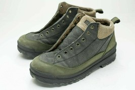 L.L. Bean 8 Gray Hiking Boot Women's - Missing Laces - $42.00