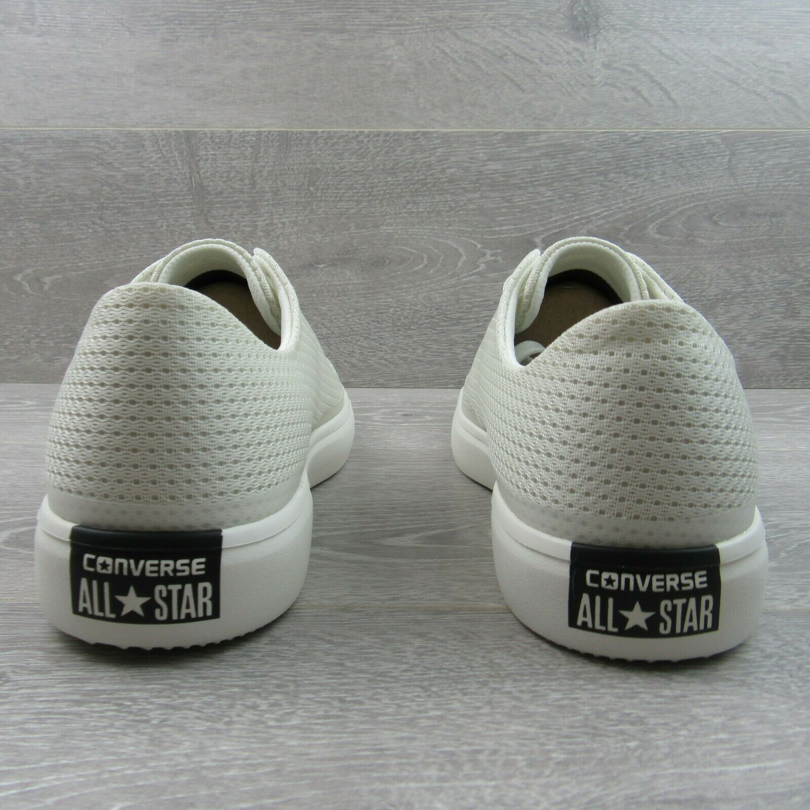 Converse CTAS Modern OX Buff White Shoes Size 9.5 Mens NEW 156652C image 6