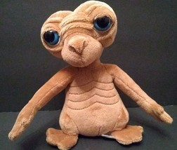 "ET Extra Terrestrial Small 6"" Soft Toy Plush Stuffed Doll Manhattan Co 2012 - $23.26"