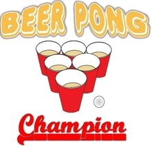 Beer Pong Champion Cooking Aprons | Kitchen Apr... - $9.85