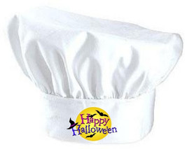 Happy Halloween Chef Hat | Toques For Halloween... - $9.85