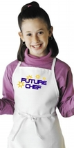 Kids Apron Future Chef, Aprons For Kids, Child ... - $9.85
