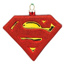 Hallmark Superman Shield Christmas Ornament - $30.81
