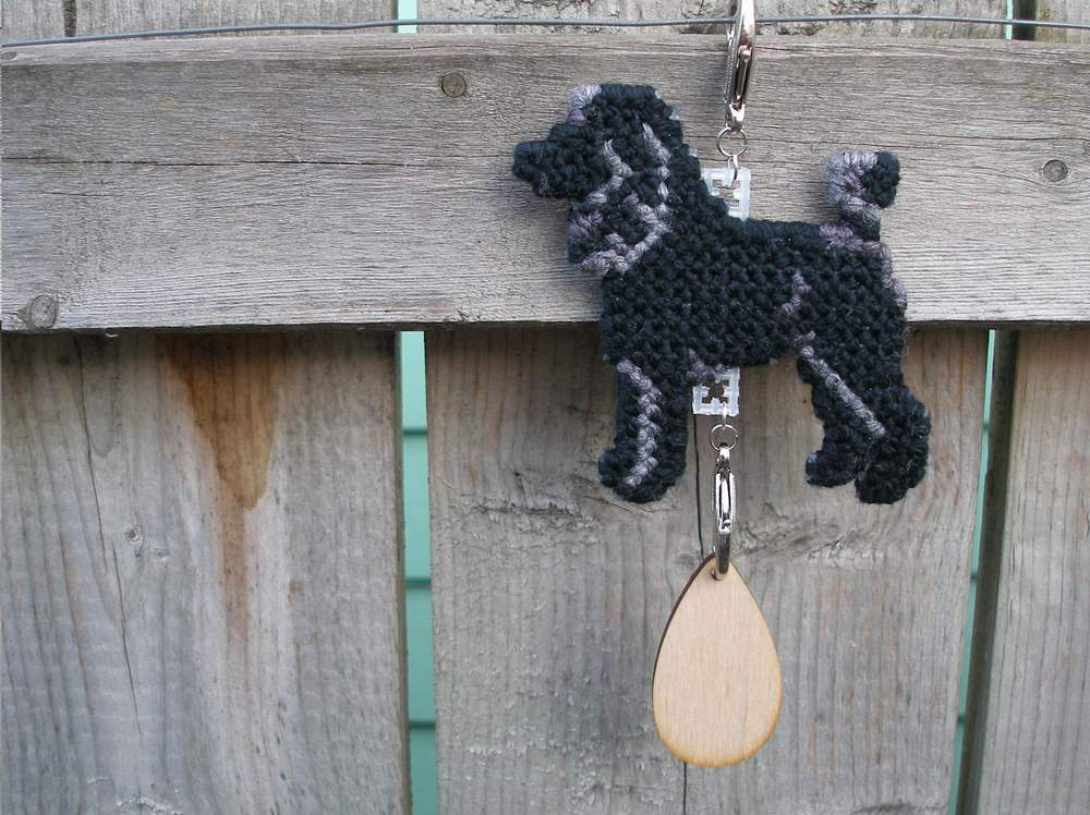 P1351sca poodle sporting