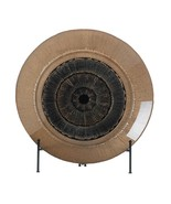 GOLDEN EYE DECORATIVE PLATE with Stand - $43.31