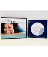 Joyce Meyer Living A Blessed Life 4 CD Set + Bonus CD The Peaceful Are P... - $9.46