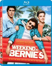 Weekend At Bernie's Blu-ray - $7.04