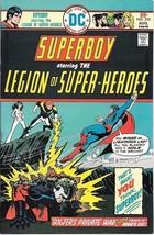 Superboy Comic Book #210 DC Comics 1975 VERY FINE- - $12.59