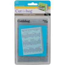 Provo Craft Cuttlebug Embossing Folder Allegro #37-1641