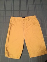 Girls-Size 14 reg.-Gap Kids-capri pants-khaki-Great for school. - $10.45