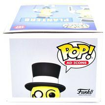 Funko Pop! Ad Icons Planters Peanuts Mr. Peanut #107 Vinyl Action Figure image 6