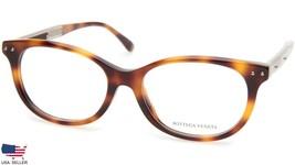 NEW BOTTEGA VENETA BV0129OA 002 TORTOISE EYEGLASSES GLASSES FRAME 53-17-... - $176.40