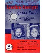 Kolart Co. -Synchro-Sunlight Quick -Guide for Better Daylight Pictures (... - $3.25