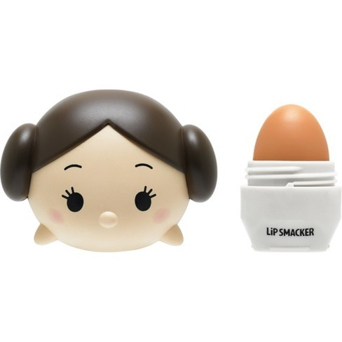 Princess Leia Star Wars Lip Smacker Tsum Tsum Stackable Pot Cinnamon Buns