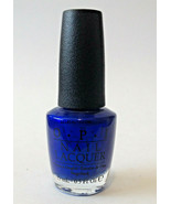 OPI Nail Lacquer BLUE MY MIND 0.5oz **NEW** - $8.91