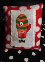 Little Guys: Mitten Man cross stitch chart Amy Bruecken Designs - $5.40
