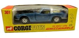 Corgi 301 ISO Grifo Whizzwheels Car Near Mint in Box - $69.95