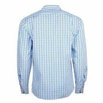 Berlioni Italy Men's & Boys Premium Yarn Dyed Luxe Cotton Dress Shirt Modern Fit image 15