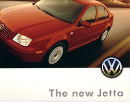 1999 Volkswagen JETTA sales brochure catalog US 99 VW VR6 - $9.00