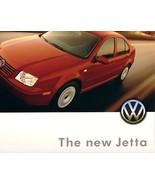 1999 Volkswagen JETTA sales brochure catalog US 99 VW VR6 - $8.00