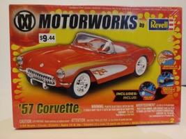 Revell Motorworks 57 Corvette Model - $19.31
