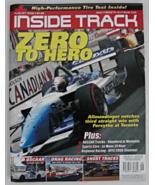 Magazine Inside Track 2006 August Vol 10 Issue No 6 High Performance Tir... - $9.99