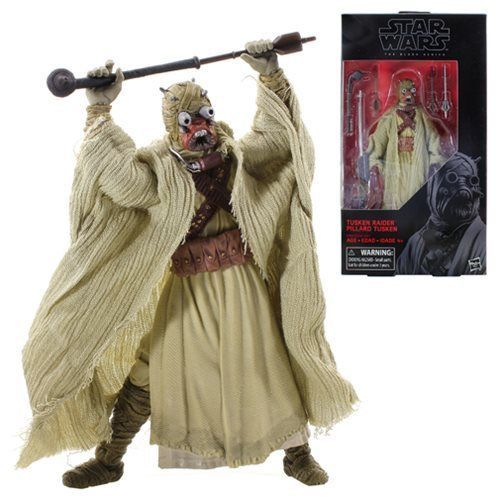 Image 3 of Star Wars The Black Series 6-Inch Action Figures Wave 11 Set of 6, Hasbro