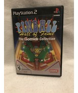 PINBALL HALL of FAME: The Gottlieb Collection-PS2 PlayStation 2 COMPLETE... - $2.96