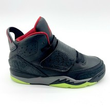 Jordan Son of BP Black Gym Red Grey 512247 006 Kids Size 12 - $64.95