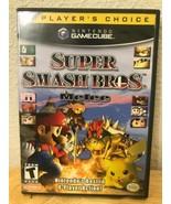 Super Smash Bros. Melee Complete Mint Disc (Nintendo GameCube, 2001) - $111.79