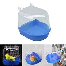 Parrot Bird Bath, Hanging Bath for Bird Pet Birds Cage Hanging Accessory... - £13.86 GBP