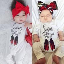 Newborn Kids Baby Girl Boy Bodysuit Romper Jumpsuit Playsuit Outfits Clo... - $20.00